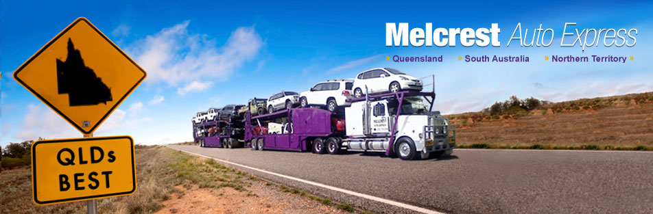 Melcrest Auto Express - Car Transport Queensland